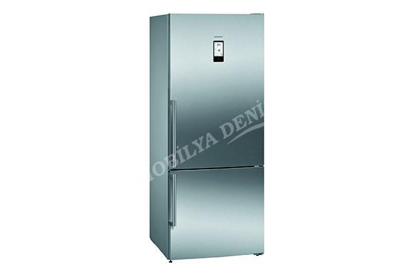 SIEMENS-KG76NAIF0N-A++-578-Lt-Nofrost-Alttan-Dondu.Buzdolabı-1